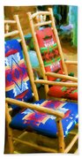 Pendleton Chairs Beach Towel