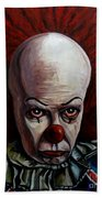 Pennywise 2 Beach Towel