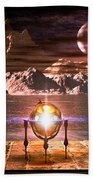 Penquin Magic Beach Sheet