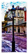Pere Antoine Alley - New Orleans Beach Towel