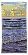 Perfect Beach Evening No.3 Beach Towel