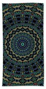 Persian Carpet Beach Towel