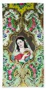 Persian Lady Beach Towel