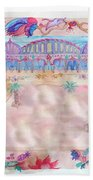 Persian Palace Beach Towel