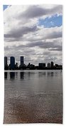 Perth City From South Perth Foreshore  Beach Towel