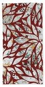Petales - 03rd Beach Towel