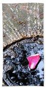 Petalscape Beach Towel