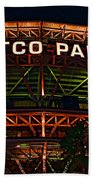 Petco Park Beach Towel by RJ Aguilar