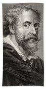 Peter Paul Rubens, 1577-1640. Flemish Beach Towel