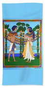 Pharaoh Beach Towel