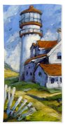 Phare 005 Beach Towel