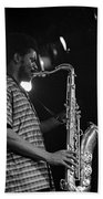 Pharoah Sanders 2 Beach Towel