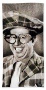 Phil Silvers, Comedy Legend Beach Towel