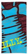 Philly Liberty Bell Beach Towel