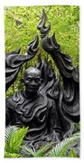 Phu My Statues 6 Beach Towel