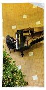 Piano Man Beach Towel