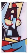Picasso Beach Towel