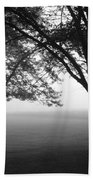 Picnic In The Fog Beach Towel