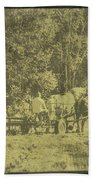 Picture Of Amish Boy In Book Beach Towel