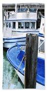 Pier 39 Beach Sheet