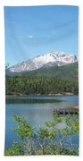 Pike's Peak Beach Towel