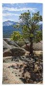 Pikes Peak Bristlecone Beach Towel