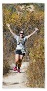 Pikes Peak Road Runners Fall Series IIi Race #3676 Beach Towel