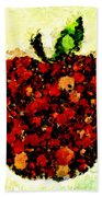 Pinatamiche Painting Crackle Art Beach Towel