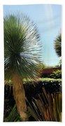 Pinball Plants, Long-pin Plants Beach Towel