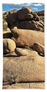 Pine City Boulders Beach Towel
