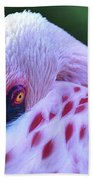 Pink Passion Beach Towel
