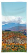 Pinkham Notch Beach Towel