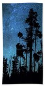 Pinnacle Of The Forest  Beach Towel