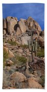 Pinnacle Peak Beach Towel