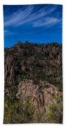 Pinnacles View Beach Towel