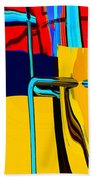 Pipe Dream Beach Towel