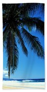 Pipeline Beach Beach Towel