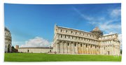 Pisa Panorama Beach Towel