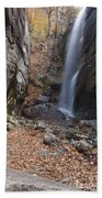 Pitcher Falls - White Mountains New Hampshire Beach Towel