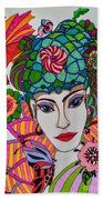 Pixie Girl Beach Towel