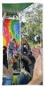 Pk Leads Jefferson Starship Photo Beach Towel