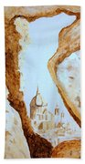 Places Of Worship Beach Towel