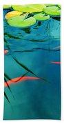 Plaisir Aquatique Beach Towel