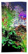 Plant Souls Beach Towel by Eikoni Images
