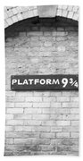 Platform 9 3/4 Beach Towel
