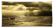 Playa De Oro Beach Towel