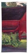 Plein Aire 7-12-16 Beach Towel
