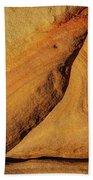 Point Lobos Abstract 108 Beach Towel