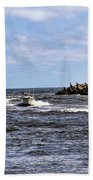 Point Pleasant New Jersey Beach Towel