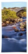 Poisoned Glen Bridge Beach Towel